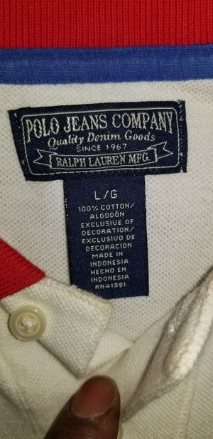 Ralph Lauren polo mens short sleeve shirt for Sale in The Bronx, NY