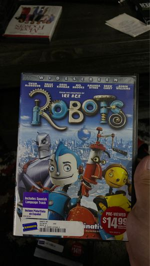 Robots DVD for Sale in Bellflower, CA