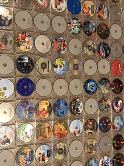 Every DVD we own. Tons of Disney movies! for Sale in Katy,  TX