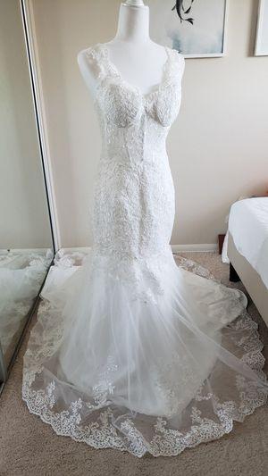 Brand New Mermaid Wedding Dress for Sale in Escondido, CA