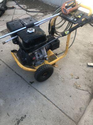 dewalt pressure washer for Sale in San Jose, CA