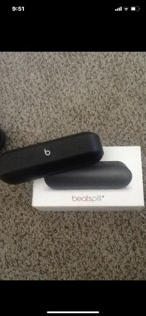BEATS PILL FS ($50 TODAY!!!!) for Sale in New Haven, CT