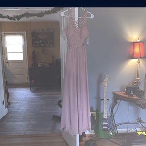 City Studio Pink Blush Formal Dress Size 1 for Sale in Fairfax, VA