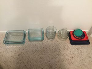 Pyrex containers for Sale in San Diego, CA