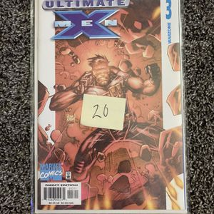 Ultimate X-Men Comic for Sale in Riverside, CA