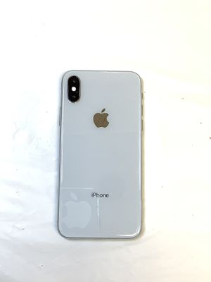 iPhone X 256GB Cricket and AT&T for Sale in Sacramento, CA