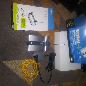 Linksys Wireless G Range Expander for Sale in Gilbert, AZ