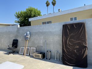 *****PENDING PICK UP ******FREE CLOSET RACKS, MICROWAVES, TWIN BED PICTURE FRAMES, MOPS AND FRASME for Sale in San Diego, CA