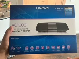 Linksys AC1600 Dual-Band Smart WI-FI Router for Sale in Maitland, FL