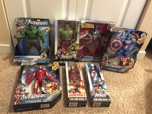 Avengers Figures for Sale in Federal Way, WA