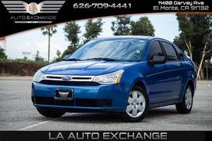 2010 Ford Focus for Sale in El Monte , CA