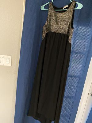 Black & Gold glitter Dress for Sale in Houston, TX