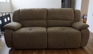 Electric Reclining Couch + Sectional for Sale in Columbus, OH