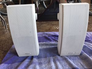 Bose 251 Outdoor Speakers for Sale in Rancho Cucamonga, CA