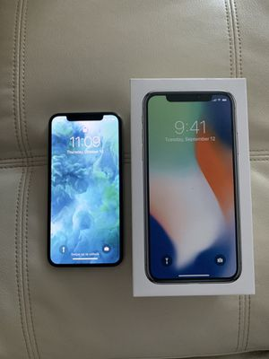 iPhone X for Sale in Queens, NY