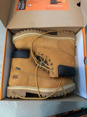 Timberland Pro waterproof/steel toe work boots BRAND NEW for Sale in Baltimore, MD