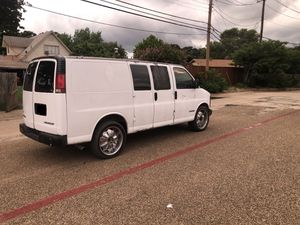 Ban Chevy express 2500 for Sale in Lewisville, TX