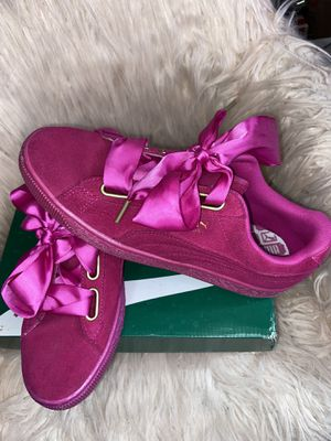 Hot Pink Puma Shoes for Sale in District Heights, MD