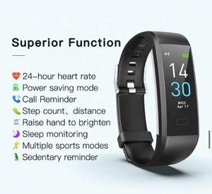 S5 Smart Watch bracelet watches health/ fitness tracker / heart beat * Fitbit for Sale in Deerfield Beach, FL