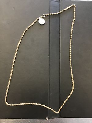 GOLD ROPE CHAIN for Sale in Chicago, IL