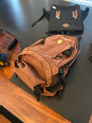 OBEY Hiking Backpack w/ Water Cover for Sale in Corona, CA