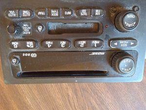Factory Bose stock Radio CD cassette for Sale in Knoxville, TN