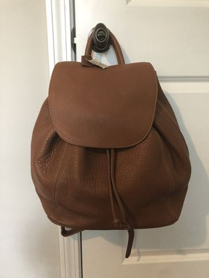 Authentic Leather Brown Coach Bookbag for Sale in Atlanta, GA