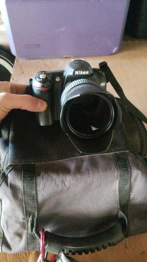 Nikon D50 Tamron Camera for Sale in North Massapequa, NY