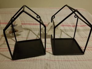 Plant/candle holder for Sale in Oklahoma City, OK