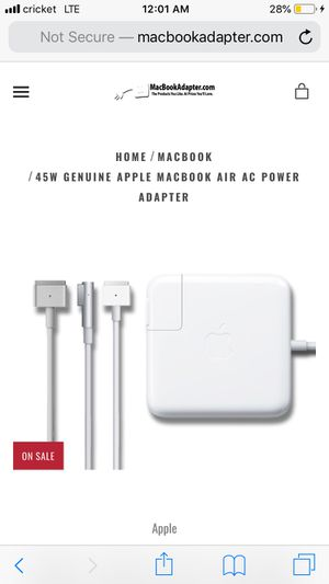Adapter charger - brand new in box never opened - retails $40 for Sale in Paradise, NV