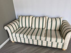 Couch with built in sleeper for Sale in Fort Myers, FL