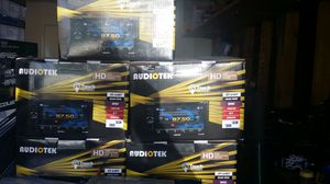 Brand new double DIN Bluetooth TVs for Sale in Las Vegas, NV