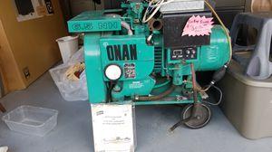 Onan 5000 watt generator for Sale in Portland, OR