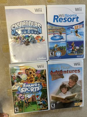 Wii games for Sale in Revere, MA