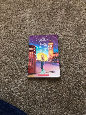 Book: Sealed with a secret, Author: Lisa Schroeder for Sale in Madeira Beach, FL