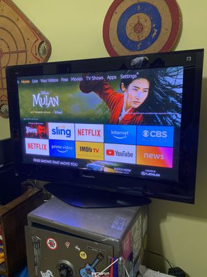 "42"" Panasonic HD Plasma TV for Sale in Irving, TX"