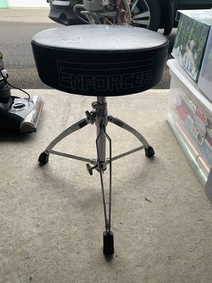 Enforcer Adjustible Shop Stool for Sale in Olympia, WA