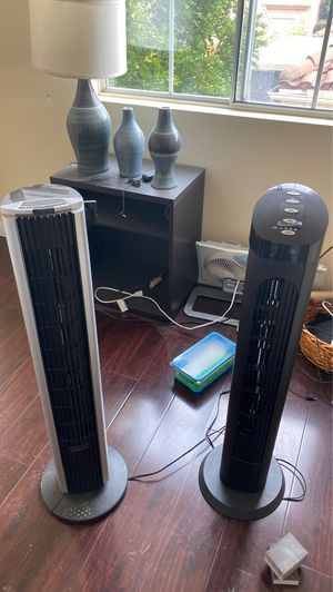 TOWER FANS for Sale in Irvine, CA