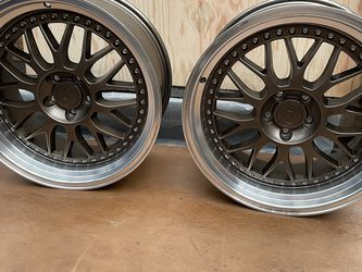 """ESR SR01 18x8.5"""" 5x100 for Sale in Bothell,  WA"""