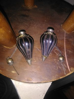 Rare Antique Chatelaine Poison/Snuff Bottles for Sale in Las Vegas, NV