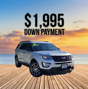 2017 FORD EXPLORER SPORT for Sale in Londonderry, NH