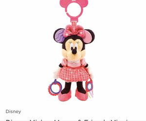 Disney minnie mouse activity car seat toy for Sale in Los Angeles, CA