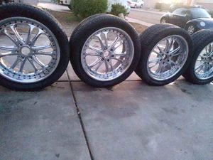 Chrome Rims for Sale in Avondale, AZ