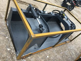 "Skid Steer Bucket Grapple 72"" for Sale in Fort Worth,  TX"