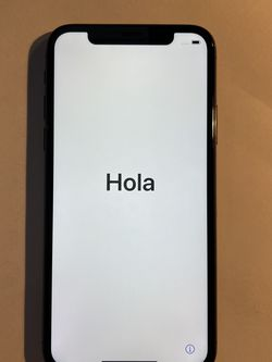 iPhone X 256 Gb Space Gray UNLOCKED for Sale in Union City, CA