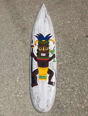 Tiki Man Surfboard for Sale in Rocklin, CA