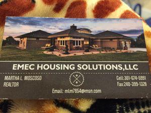 Servicios de ventas de casas for Sale in Rockville, MD