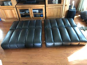 Mainstays theater futon for Sale in Snellville, GA