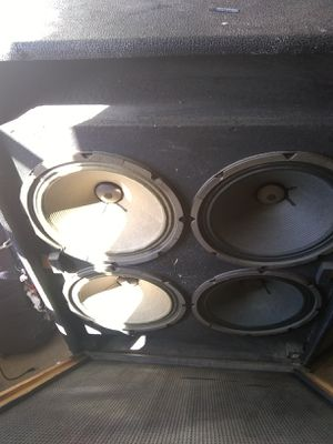 Peavy cabinet systems 4 12s 2ohm for Sale in Kingsport, TN