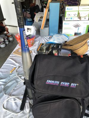 Softball or baseball backpack for equipment for Sale in Palos Verdes Peninsula, CA